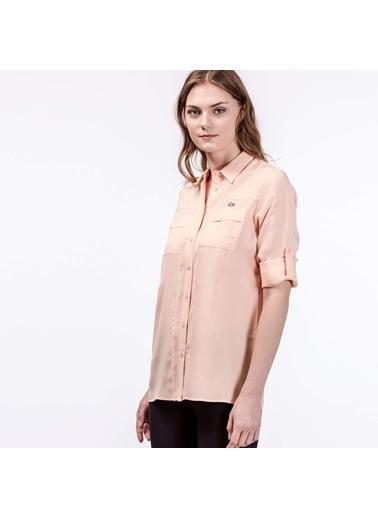 Lacoste Kadın  Gömlek CF0802.02P Pembe